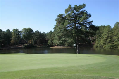The Country Club of Whispering Pines - West