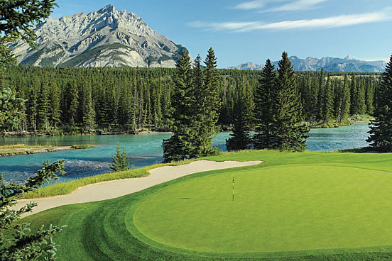 Fairmont Banff Springs - Stanley Thompson 18
