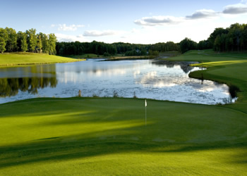 Tullymore Golf Resort - St. Ives Course