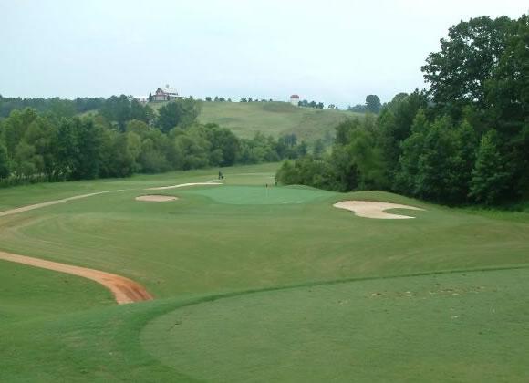 The Golf Club at Bradshaw Farm - Red