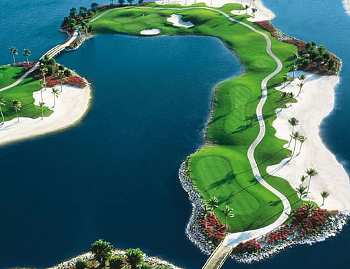 Lely Resort & Country Club - Flamingo Island
