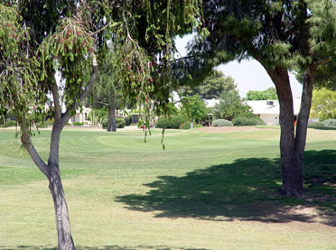Sun City Willow Creek Golf Course