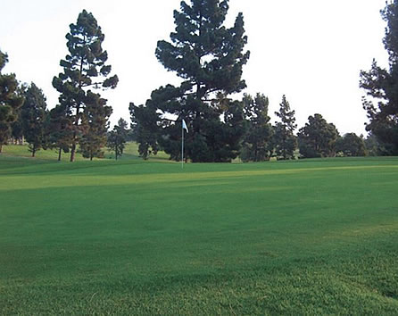 Recreation Park Golf Course 18
