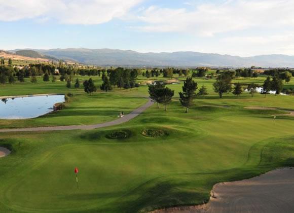 Kelowna Springs Golf Course