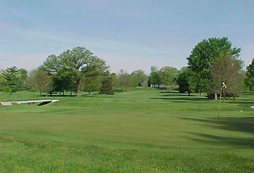Neumann Golf Course - Blue