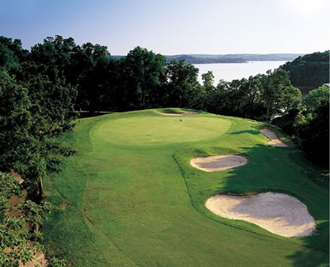 The Cove Course at The Lodge of Four Seasons