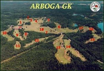 Arboga Golfklubb - Haketorp