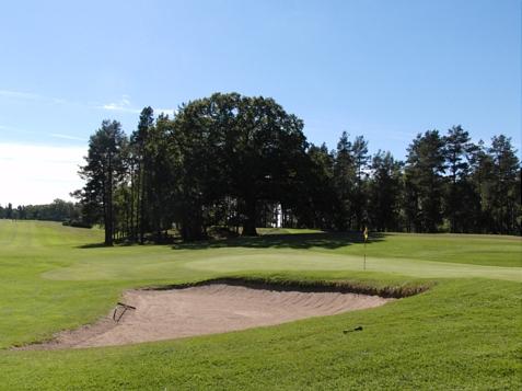 Karlshamns Golfklubb - Nya Banan