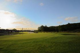 Kungsbacka Golfklubb - Korthalsbanan
