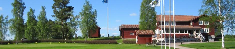 Leksands Golfklubb - Leksands Golfbana