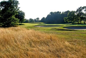 St Arild Golfklubb - Stora banan