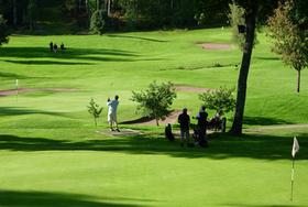 Samuelsdals Golfklubb - Samuelsdal 9:an