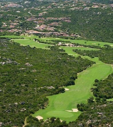 Pevero Golf Club - 18 Holes