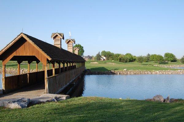 The Columbia Bridges Golf Course