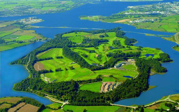 Barryscourt Golf Course at Fota Island Resort
