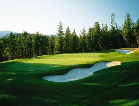 Okanagan Golf Club/The Quail