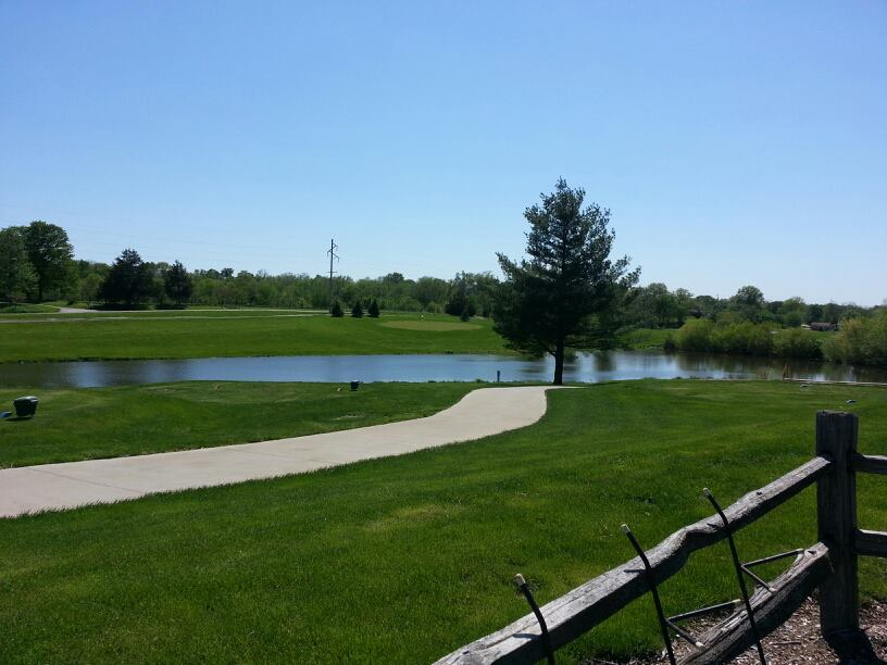 Bow Lake Golf Course